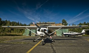 Experience flight over Pilsen - 60 min for 1-3 persons